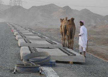 El consorcio del AVE a La Meca insiste a Arabia Saudí en que cumpla los plazos de pago