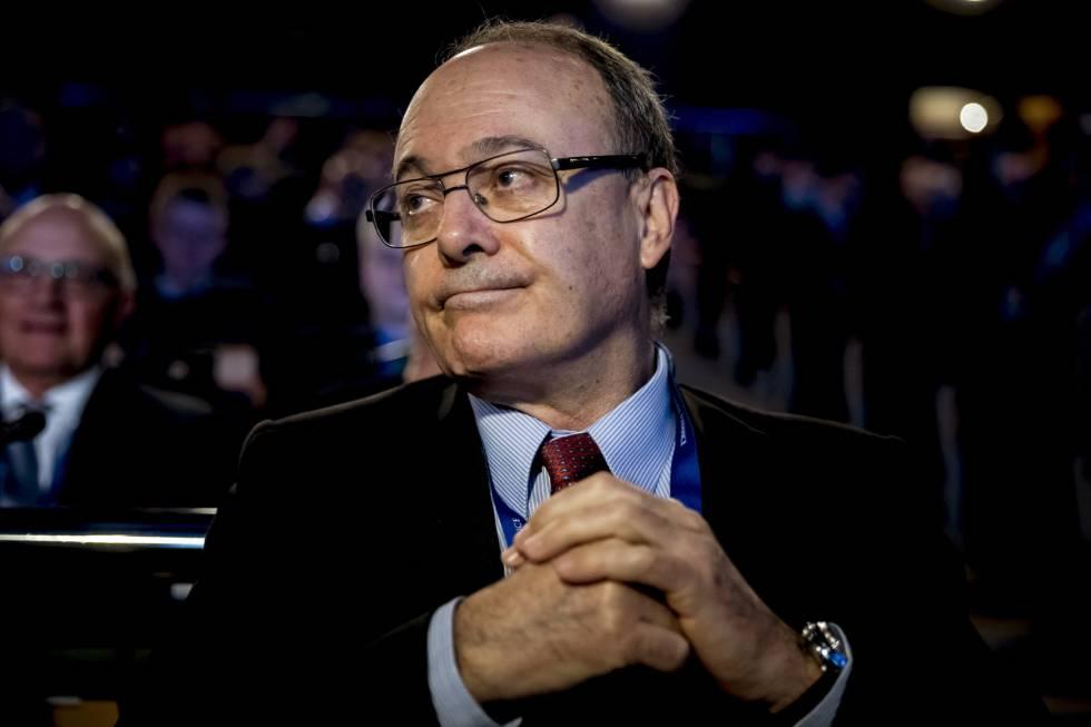 El gobernador del Banco de España, Luís María Linde