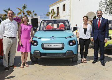 Formentera quiere ser la primera isla de Europa solo con coches eléctricos