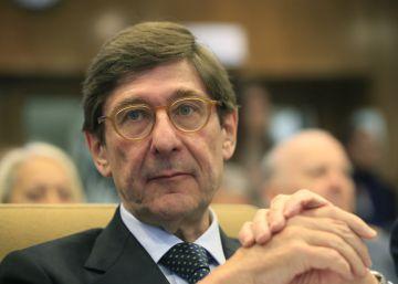 """Goirigolzarri: """"La banca debe mejorar su reputación escuchando a la sociedad"""""""