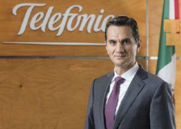 Telefónica México cambia a su cúpula en un momento de incertidumbre