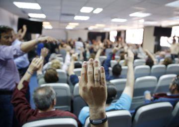 Los sueldos pactados en convenio crecen un 1,14% hasta mayo