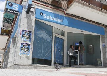 El Sabadell recibirá 1.800 millones de la banca en dos años por la CAM