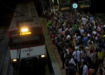 Nueva huelga de Renfe por la falta de acuerdo con los maquinistas