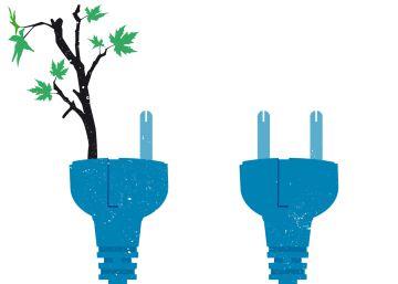 Cuatro ideas sobre la energía