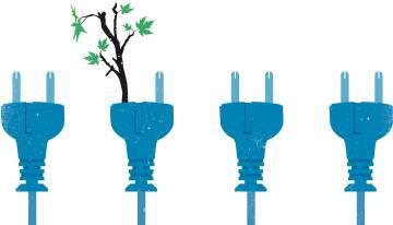 Cuatro ideas sobre la energía en España