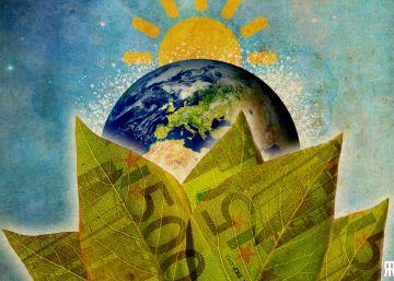 Cambio climático: riesgos financieros