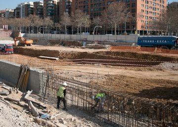 El suelo urbano se encarece un 5,3% en el primer trimestre