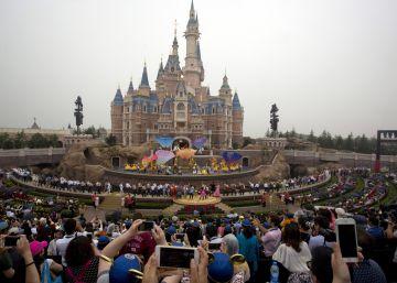 Disney expande su imperio hasta China con su megaparque de Shanghái