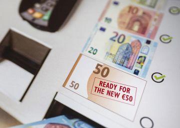 El Banco Central Europeo se prepara para el nuevo billete de 50 euros