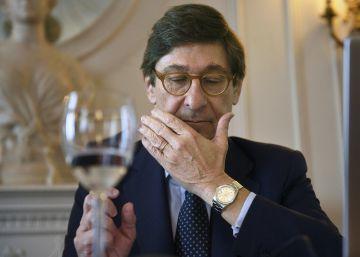 Goirigolzarri cuestiona su continuidad en Bankia si se convierte en banco de uso público