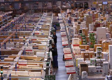 La carrera de la entrega 'express' agita los almacenes