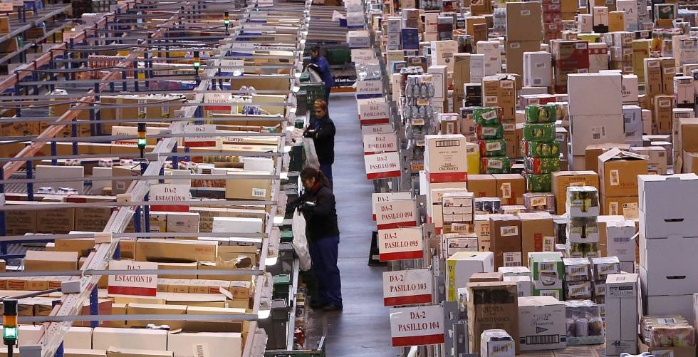 Comercio electr nico la carrera de la entrega express - Empresas en coslada ...