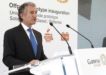 Suspendida la cotización de Gamesa tras aceptar la fusión con Siemens