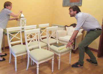 Los muebles ya no se tiran
