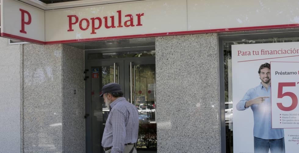 El popular cierra con sobredemanda la ampliaci n de for Oficinas banco popular malaga