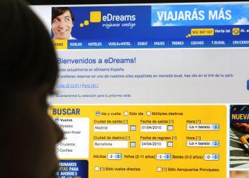 eDreams vuelve a beneficios y gana 12,4 millones de euros