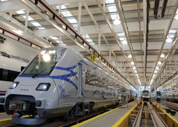 CAF logra un contrato de 98 millones para el metro de Nápoles