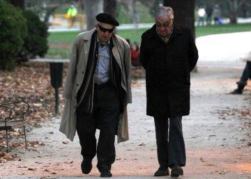 Los gastos del 34% de los hogares españoles dependen de las pensiones