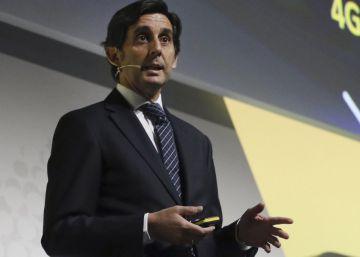 "Álvarez-Pallete pide ""reglas claras"" para la economía colaborativa"