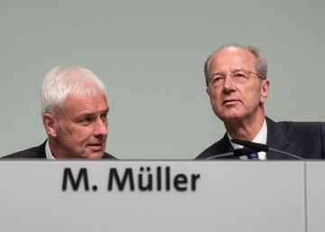 """El presidente de Volkswagen se disculpa ante los accionistas: """"Su confianza ha sido traicionada"""""""