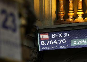 Las Bolsas y la libra confían en el no al 'Brexit' y suben con fuerza