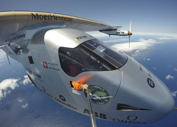 Así es el Solar Impulse II y su vuelta al mundo