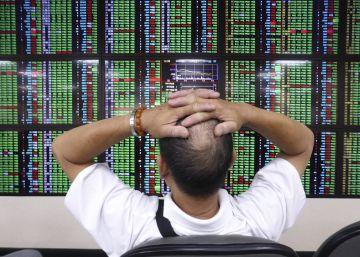 Las Bolsas mundiales responden con pánico a la tormenta británica