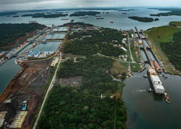 Panama hails newly expanded canal as a patriotic milestone