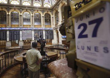 El 'Brexit' eclipsa el efecto de las elecciones y la Bolsa española vuelve a caer
