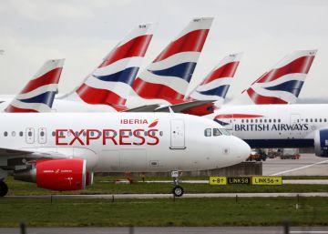 El 'efecto Brexit' hunde el valor de las aerolíneas europeas en Bolsa