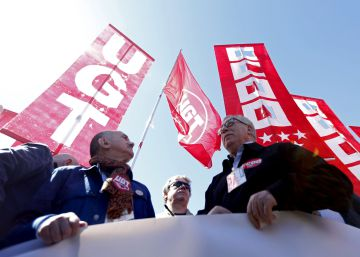 Los sindicatos piden que haya pronto un Ejecutivo y reactive las políticas de empleo