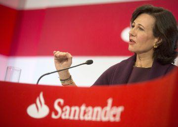 El Santander ratifica que ganará más y subirá el dividendo pese al 'Brexit'