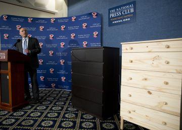 Ikea retira en EE UU la cómoda Malm tras la muerte de tres niños