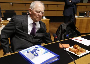 Schäuble agita el riesgo de un nuevo rescate para Portugal