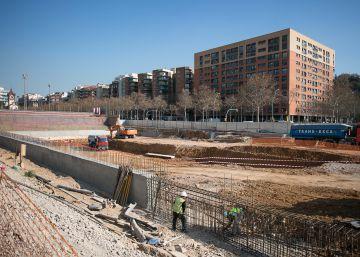 El precio de la vivienda nueva se encarece un 4% en junio en Madrid y Barcelona