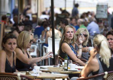 Más de siete millones de turistas llegaron a España en mayo, el 7,4% más