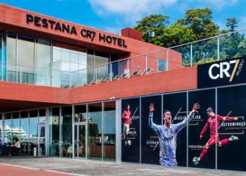 Los socios hoteleros de Cristiano Ronaldo