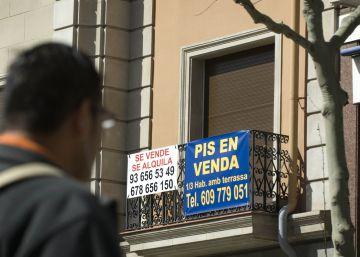 Los propietarios piden un 1,4% menos por sus viviendas usadas en el segundo trimestre