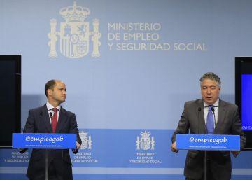 """Burgos ve """"coyuntural"""" el déficit de la Seguridad Social"""