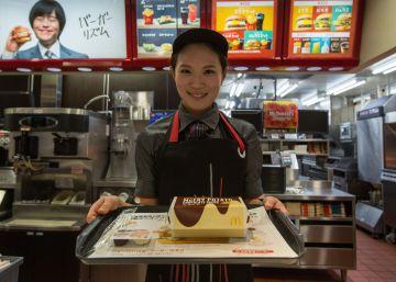La justicia europea da exclusividad a McDonald's sobre el uso de 'Mac' y 'Mc'