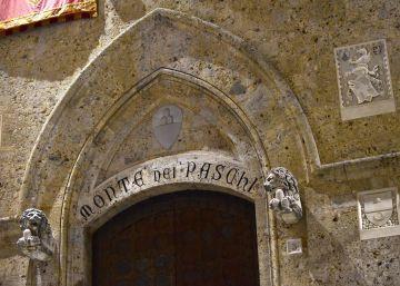 El banco Monte dei Paschi di Siena se deprecia un 30% en dos días en Bolsa