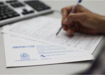 Las rentas altas declaradas en el IRPF caen un 21% desde la crisis