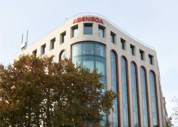 Abengoa deja su sede en Madrid ante la amenaza de desahucio