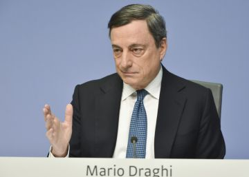 Draghi amenaza a Eslovenia tras el registro policial a su banco central