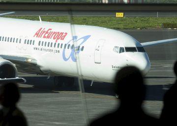 Los pilotos de Air Europa amenazan con una huelga para julio y agosto
