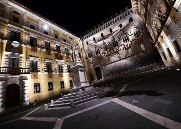 El Banco de Italia urge inyectar ayudas públicas a las entidades
