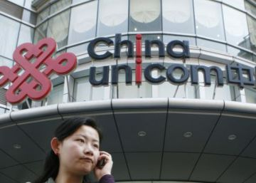 Telefónica vende el 1,5% de China Unicom por 322 millones