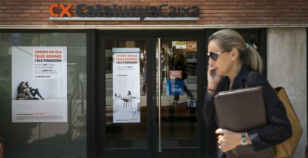 Hipotecas las entidades esquivan por ahora la for Cx catalunya caixa oficinas