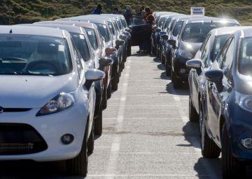 Los fabricantes esperan producir en España tres millones de coches en 2017